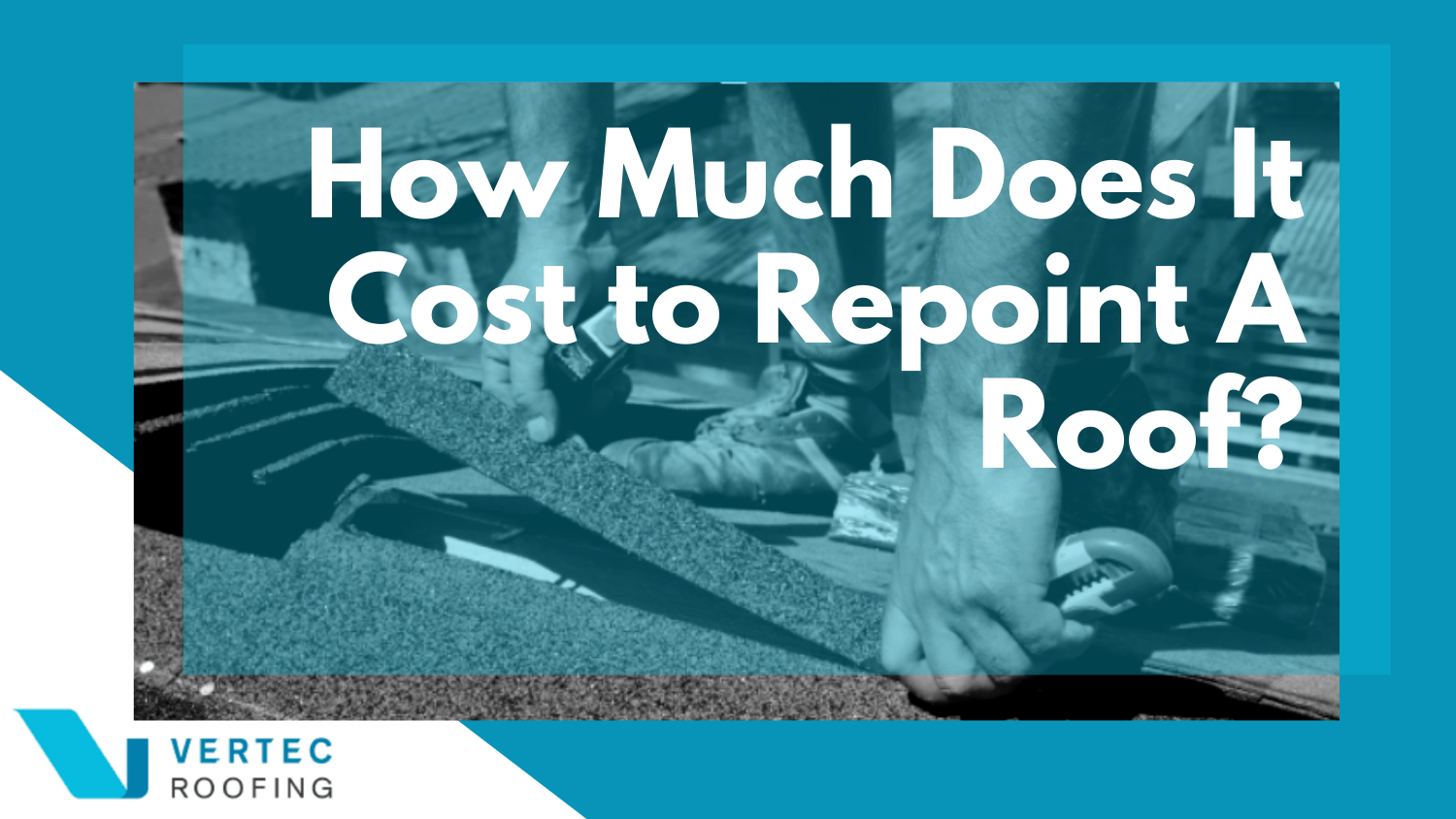 Roof Repointing Cost